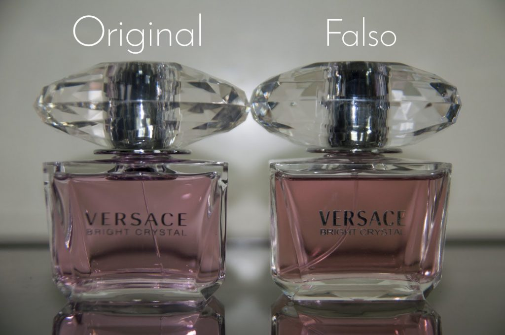 Cómo diferenciar entre un perfume original y uno falso