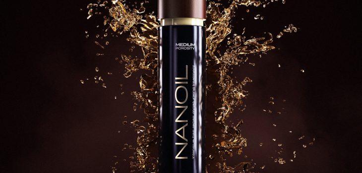 Nanoil para el cabello